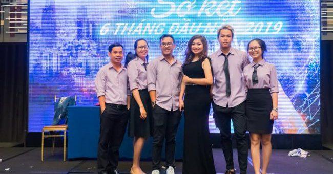 FSmart tổ chức lễ sơ kết 6 tháng cho Cường Thịnh Corp