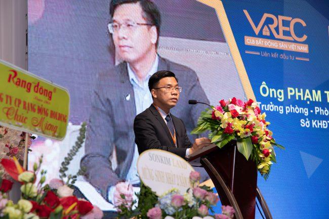 Ông Phạm Trung Kiên, đại diện Sở Kế hoạch - Đầu tư TP.HCM phân tích về Nghị định 25/2020/NĐ-CP